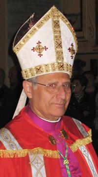 monsignor Domenico Angelo Scotti, vescovo di Trivento