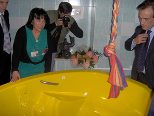 Vasca Da Parto : Sala parto ospedale santa maria annunziata ponte a niccheri