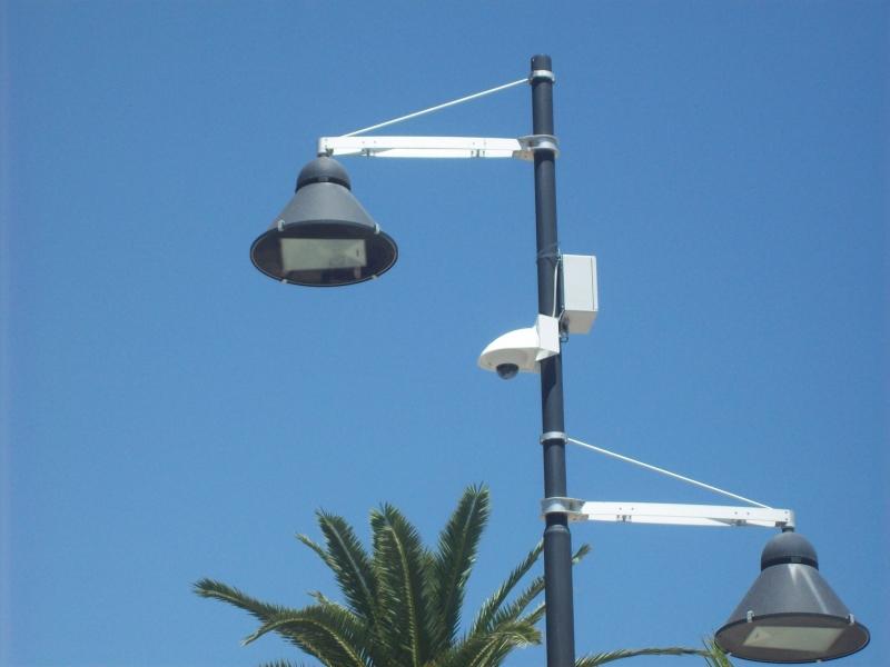 Ribera al via la sostituzione dei pali della pubblica