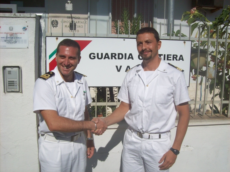 Ufficio Di Fonzo Vasto : Verso il cambio della guardia allufficio circondariale marittimo