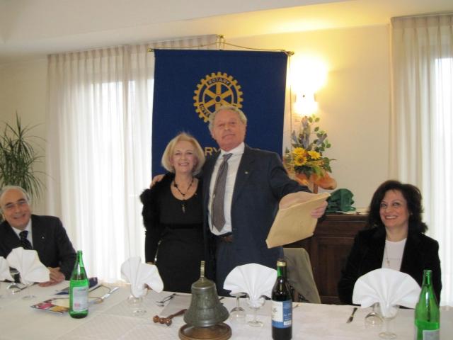 Gianfranco Bonacci e Anna Pia Pace