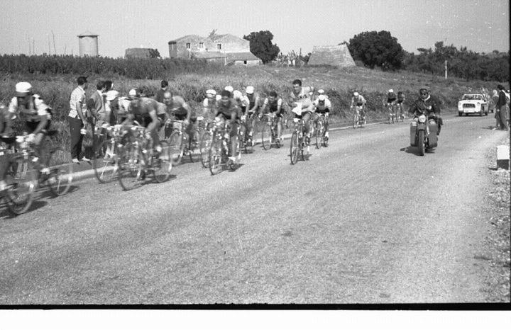 Giro d'Italia a Vasto (1959) Foto Oreste Marino Monteodorisio