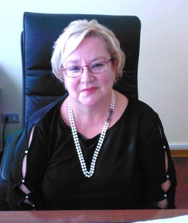Il dirigente scolastico Silvana Marcucci