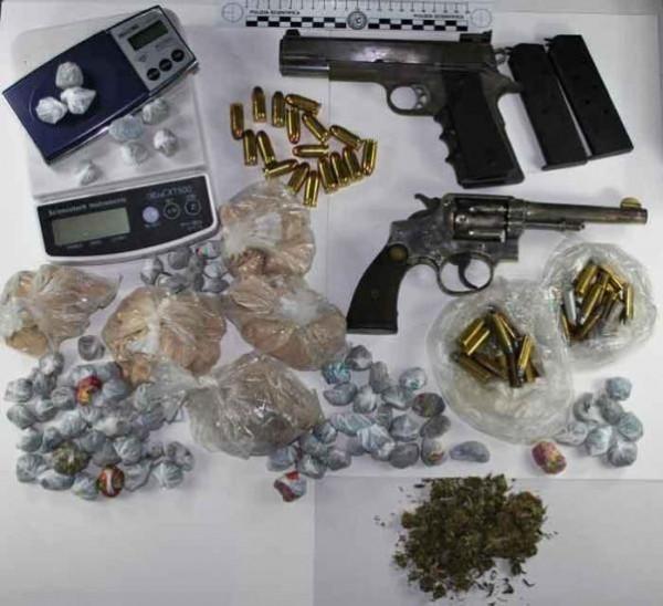 Risultati immagini per droga ed armi