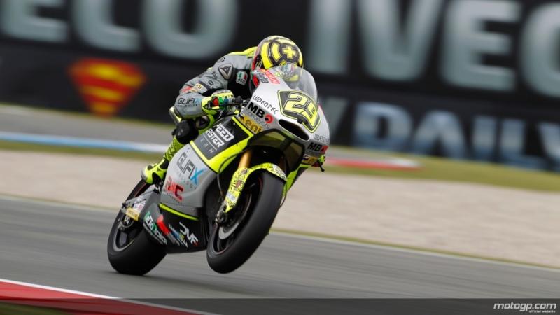 Andrea Iannone, foto tratta da www.motogp.com