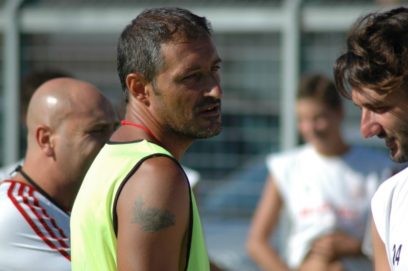 Mario Lemme, ex allenatore del Vasto Marina