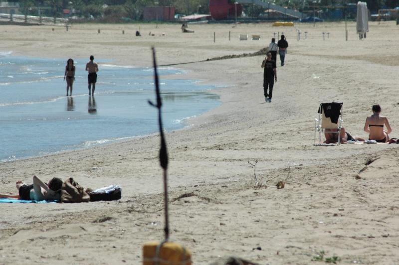 In salita e scirocco: 'hannibal' porta con sé un anticipo d'estate