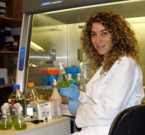 Sarah D'Adamo, PhD in Biochimica, ricercatrice a Denver (USA)