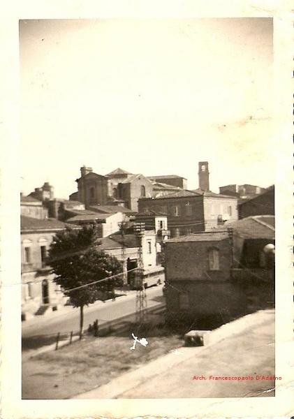 Corso Garibaldi anni 50 - Archivio Francescopaolo D\'Adamo