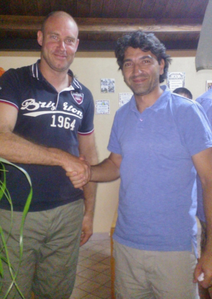 Alessandro Salvador e Nicola Vitelli