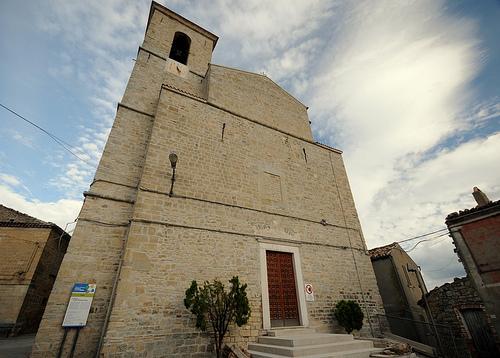 La chiesa di San Silvestro Papa a Fraine