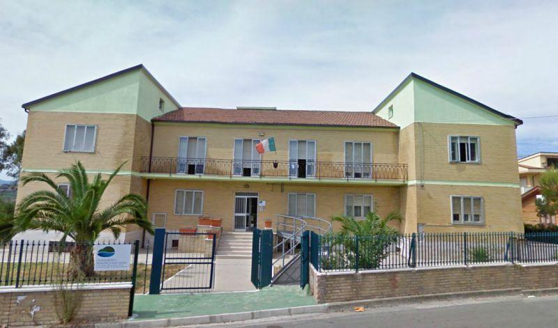 La sede del Consorzio di Bonifica in località Sant'Antonio Abate