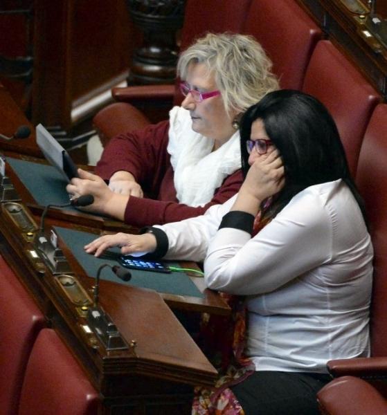 Legge elettorale maria amato 39 di bianco vestita 39 per la for Deputate pd donne elenco
