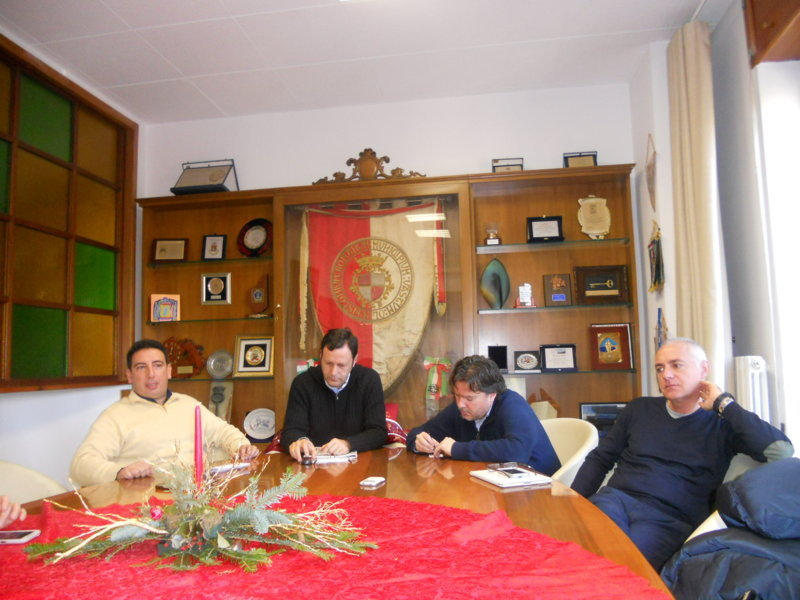 Sigismondi, D'Alessandro, Marcovecchio, Del Prete