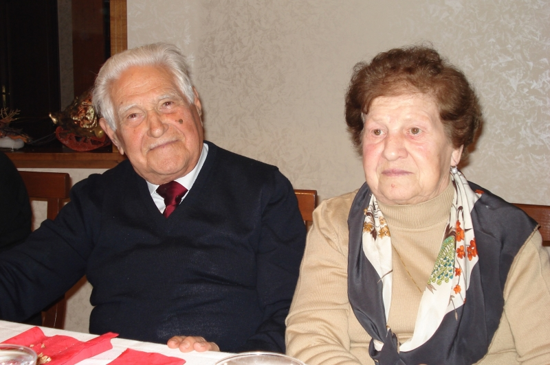 Anniversario Matrimonio 75 Anni.Un Anniversario Speciale 75 Anni Di Matrimonio Per Giuseppe Fiore