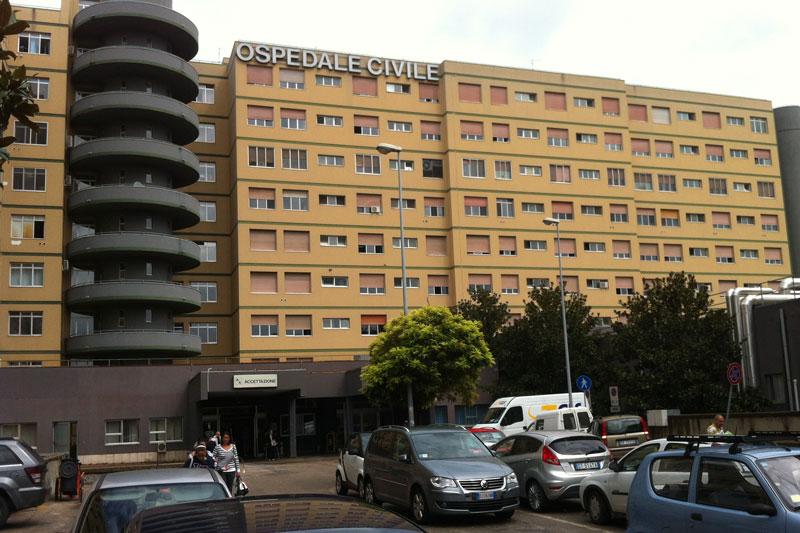 L'ospedale di Pescara
