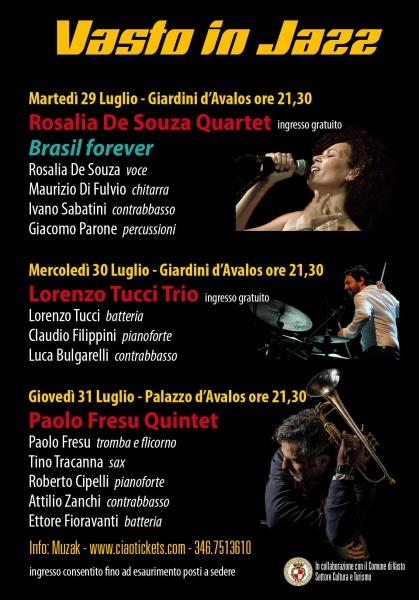 Focus Jazz Quartet, The - Focus Jazz Quartet