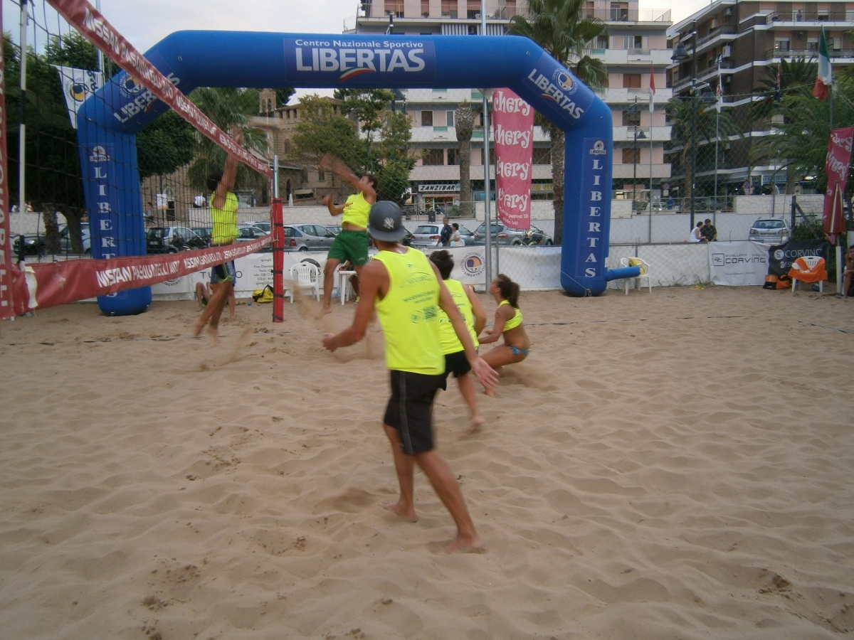 circuito  u0026 39 abruzzo cup u0026 39  di beach volley  primo week end di