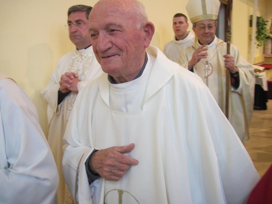 Festeggiato Il 50 Anniversario Di Sacerdozio Di Don Mario