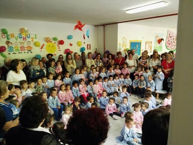 Festa dei Nonni alla scuola dell'Infanzia