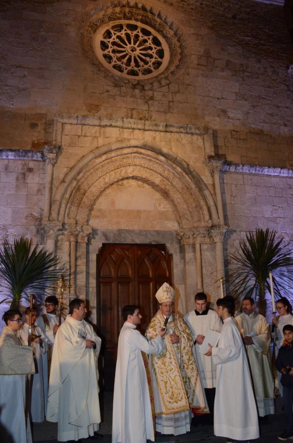 Apertura della porta santa a san giuseppe 39 alto momento - Immagini porta santa ...