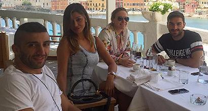 Belen Rodriguez, è Andrea Iannone il suo nuovo amore?