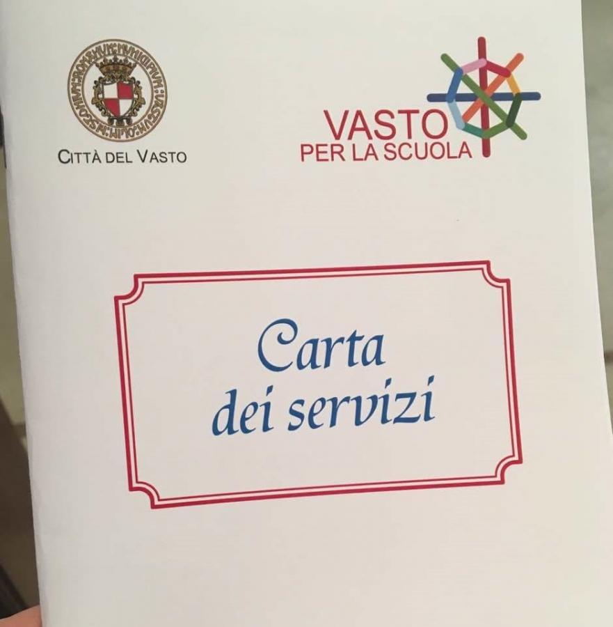 Carta dei servizi per la ristorazione scolastica debutto for Carta regionale dei servizi fvg