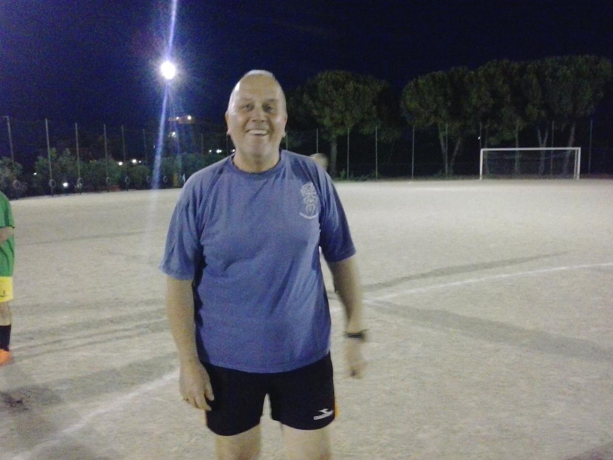 L'arbitro Edoardo Di Tommaso
