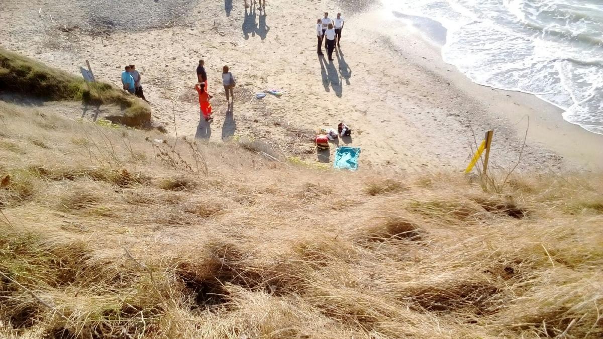 Tragedia in mare a Vasto, un morto e un disperso