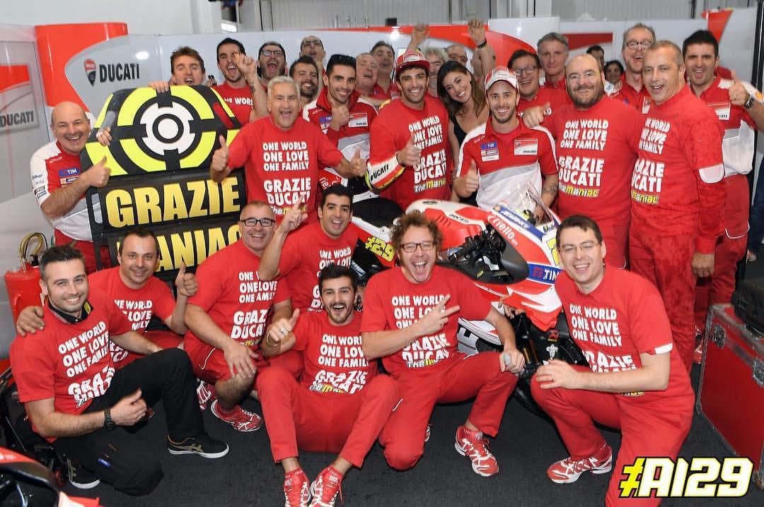 MotoGP. Iannone: