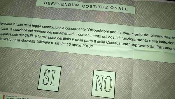 Renzi, a voto se vince Sì? Fantapolitica