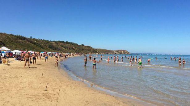 Spiaggia di Punta Penna - Foto di repertorio