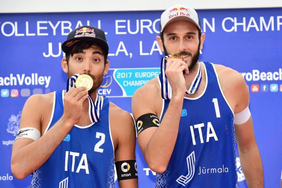 Beach volley, Lupo-Nicolai volano in finale agli europei di Jurmala