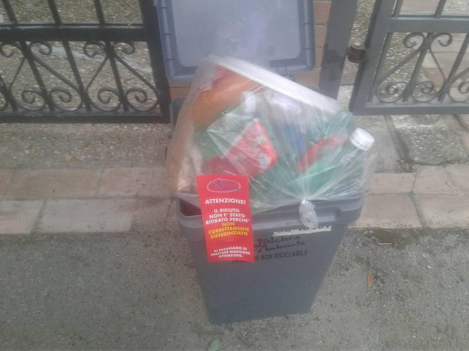PESCAGLI - Raccolta differenziata dei rifiuti, superato l'obiettivo del 65%