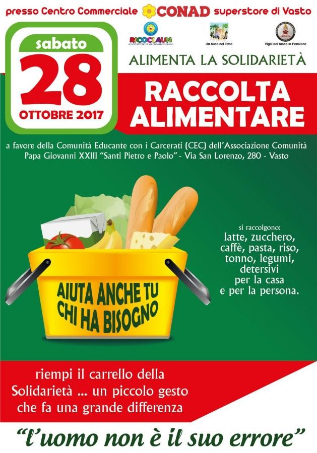 Al Conad 28 Alimentare Raccolta Superstore Alimenta Ottobre Sabato qXwUxRI