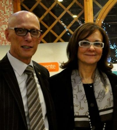 Marcello Dassori e Nunzia Salvatorelli