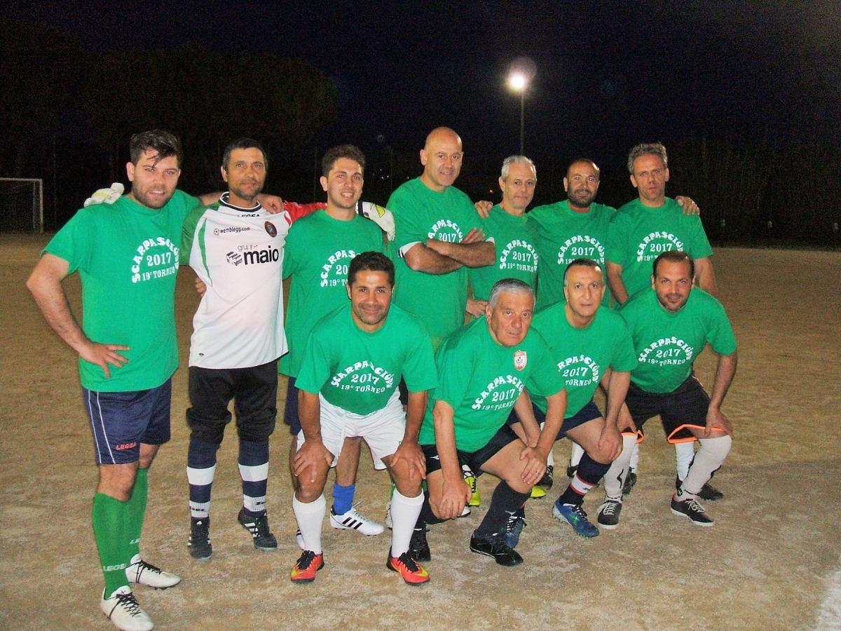 La squadra del Dibba Al Fujairah