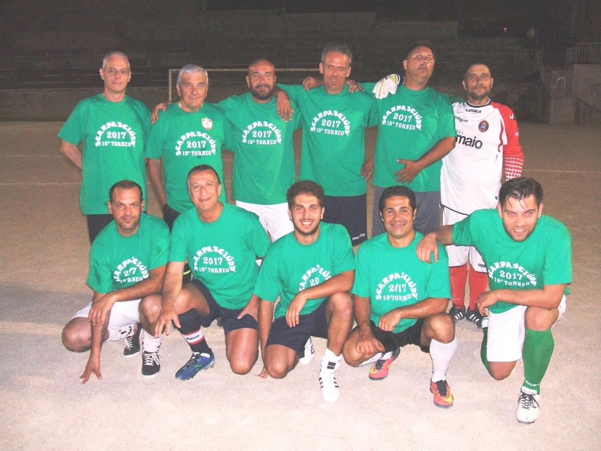 La formazione del Dibba Al Fujairah