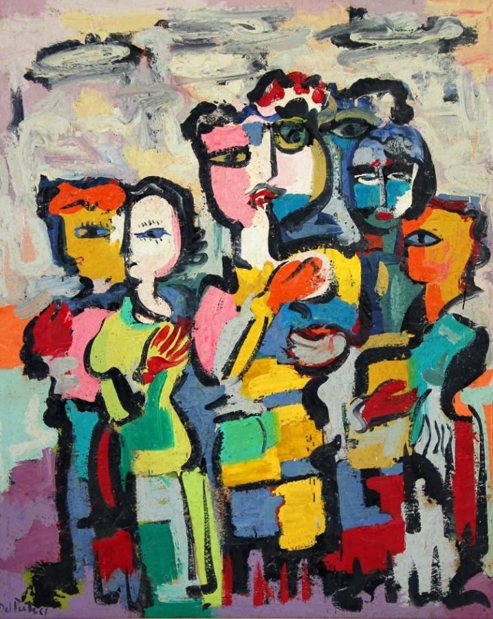 'La Famiglia', di Juan Del Prete