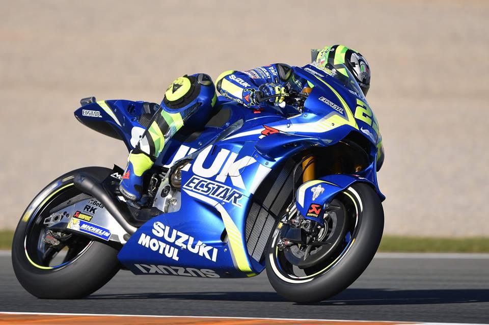 Foto tratta dalla pagina facebook di Suzuki Ecstar