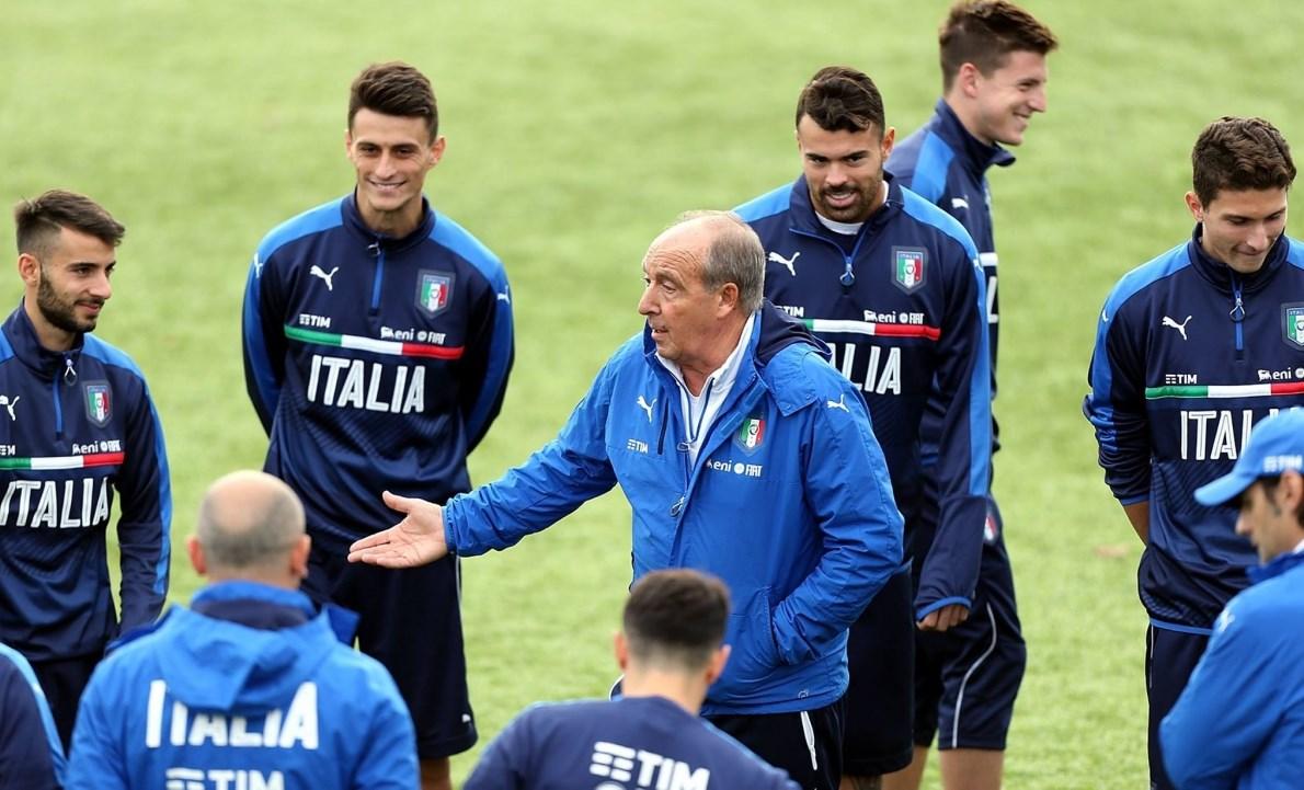 L'attaccante chiamato dal CT Ventura per l'amichevole contro il San Marino