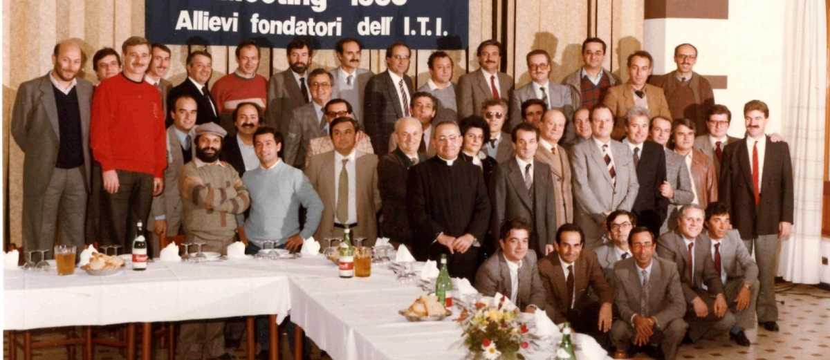 I diplomati del 1967 (in un meeting dell'85)