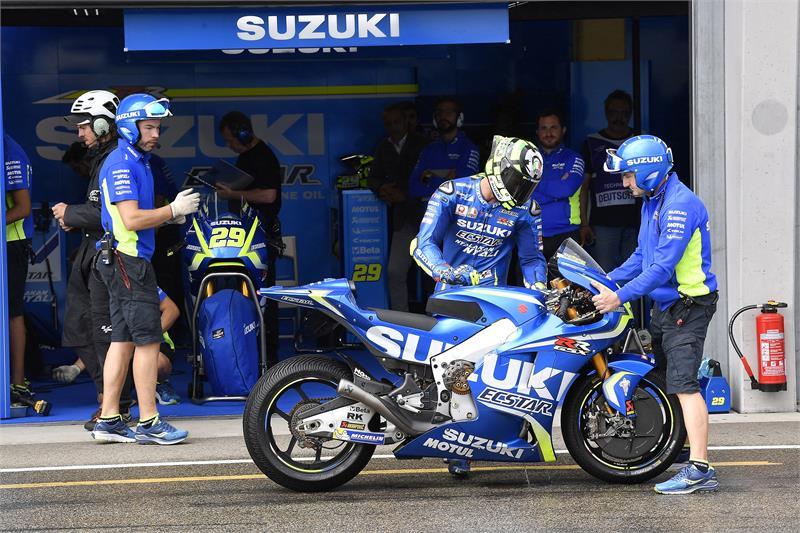 Foto dal sito Suzuki Ecstar