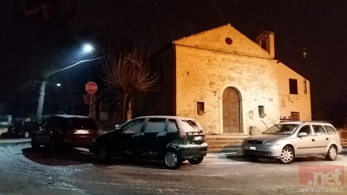 Emergenza neve, domani scuole chiuse ad Avellino. Ecco quali
