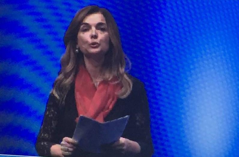 La dirigente scolastica del 'Palizzi' Nicoletta Del Re
