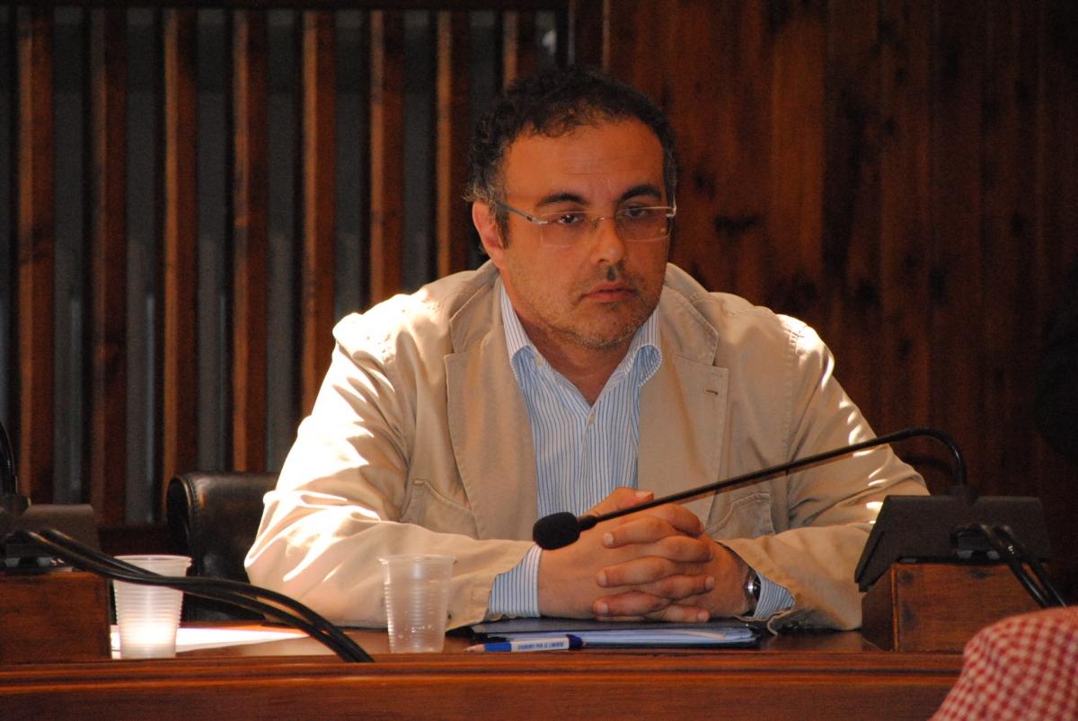 Il consigliere comunale Vincenzo Suriani (Fratelli d'Italia-An)