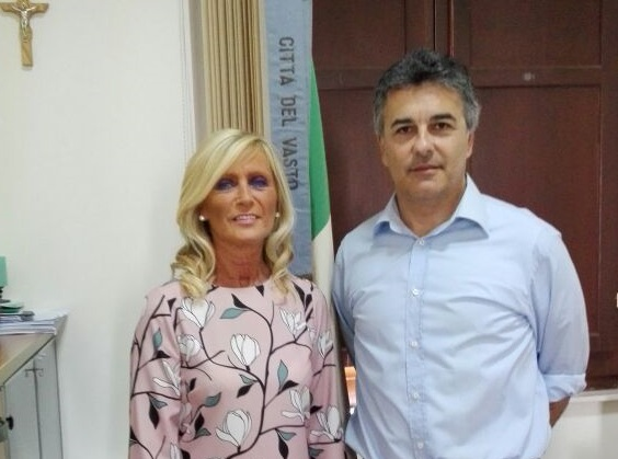 Marisa Tiberio e Giuseppe Del Moro