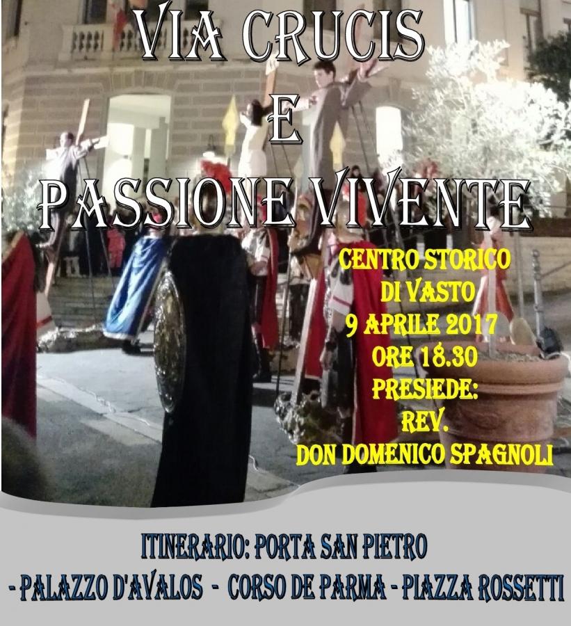 Casale di Carinola, il 9 aprile in scena la Passione di Cristo