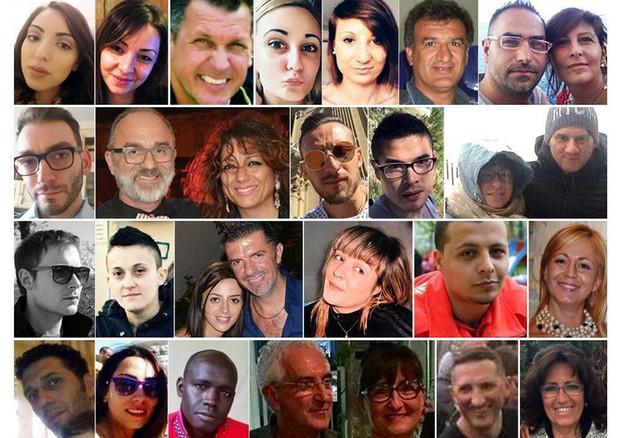 Rigopiano: i parenti delle vittime su luogo tragedia per la prima volta