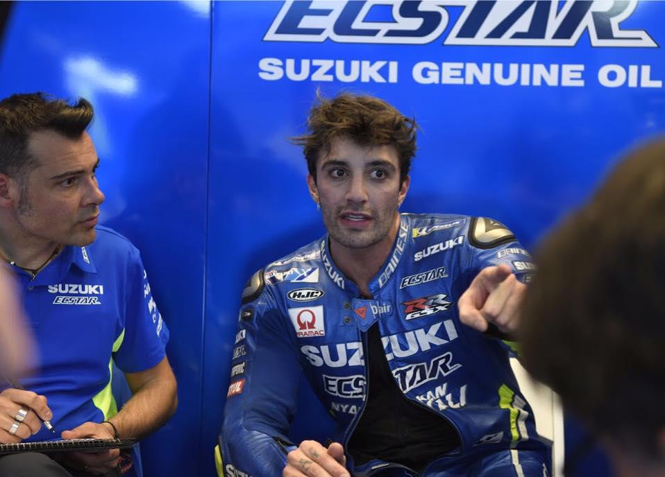 Moto GP 2018 - Vince Marquez seguito da Zarko e Iannone